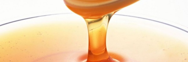 Research shows that honey helps children's coughs.