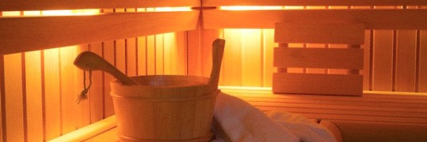 How regular SAUNAS could save your life: Getting sweaty even once a week halves the risk of dying from heart disease