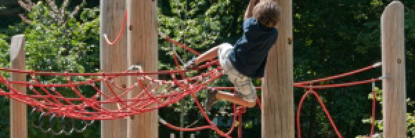 Lack of outdoor play said to hurt children's development